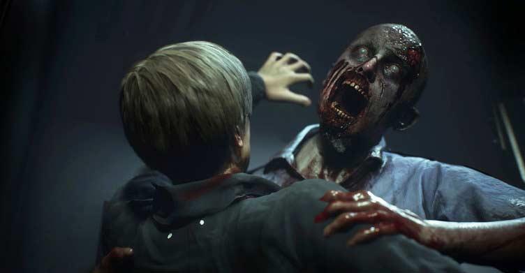 Resident Evil 2 - 2019