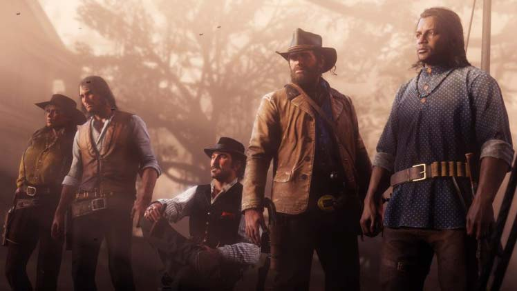 red dead redemption 2 real time